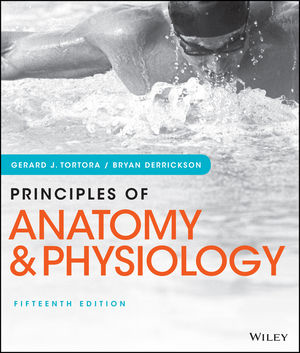 Principles of Anatomy & Physiology, 15th Edition Book Cover